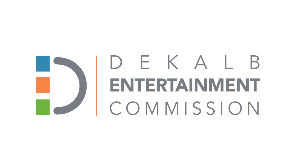 Sponsor Logo Dekalb Entertainment Commission